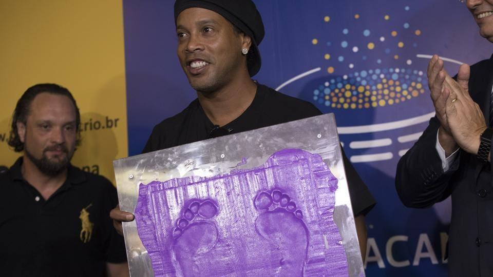 Ronaldinho,Barcelona,Brazil