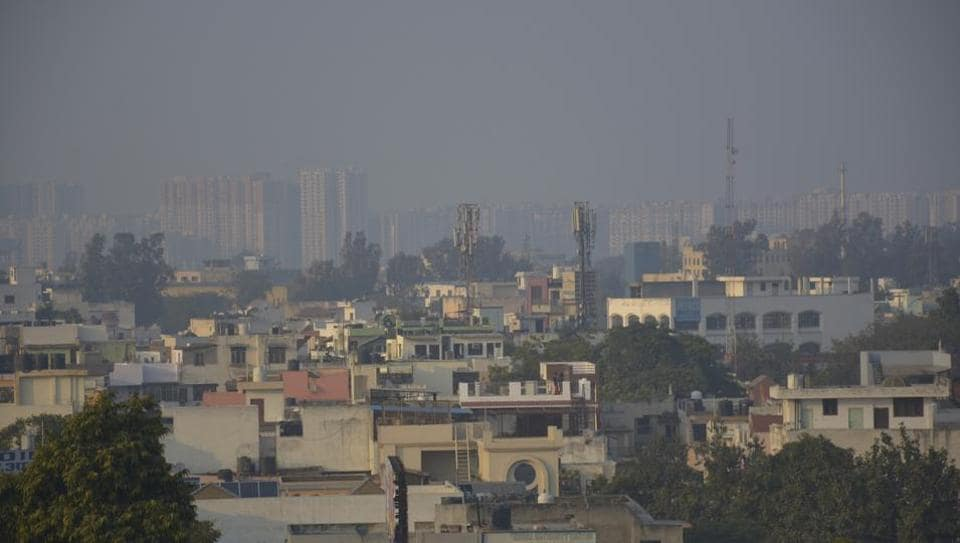 ghaziabad administration,allahabad HC,unauthorised colonies in ghaziabad