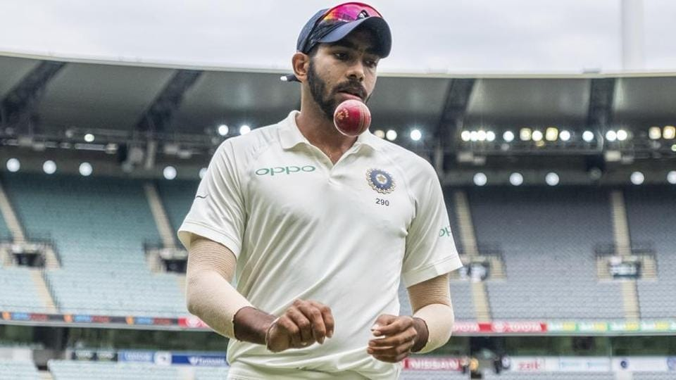 File image of India cricketer Jasprit Bumrah.