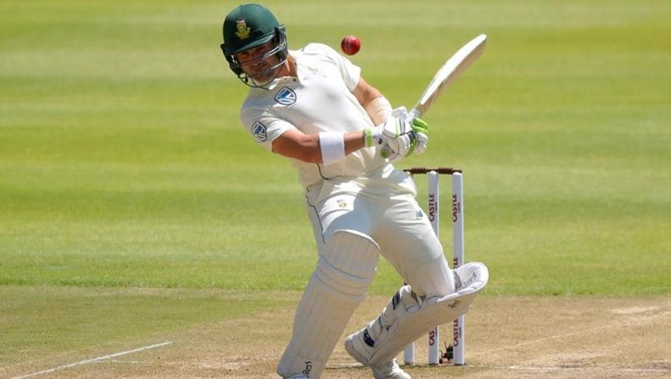 Elgar named stand-in skipper for Johannesburg Test
