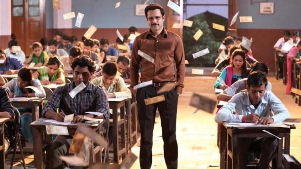 Emraan Hashmi stars as a man who facilitates cheating during competitive exams.