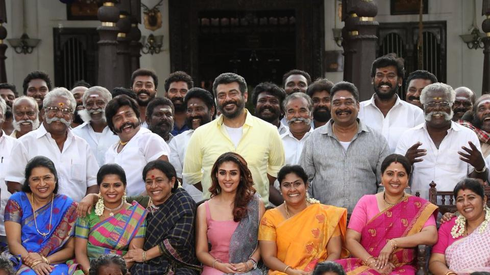Viswasam movie review: Actor Ajith's fourth collaboration with director Siva is a long tiring tale.