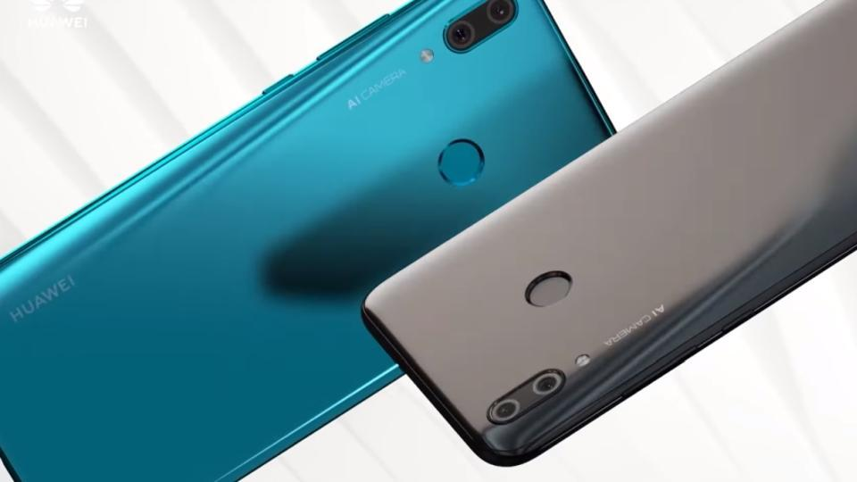 Huawei Y9 officially launched in India