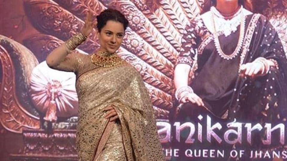 Manikarnika music launch,Kangana Ranaut,Manikarnika: The Queen of Jhansi