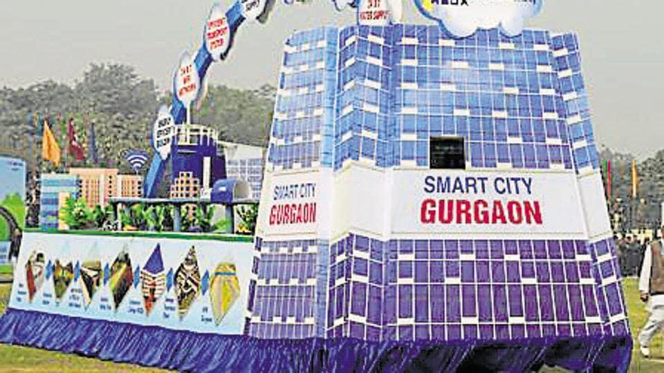 gurugram,smart city,GMDA