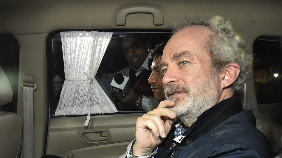 VVIP chopper case,Christian Michel,AgustaWestland