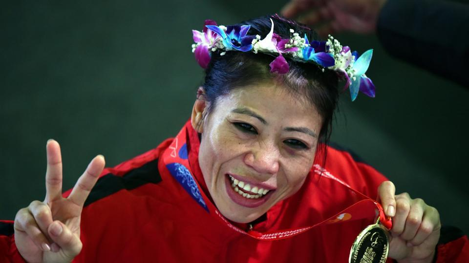 Mary Kom becomes World No.1 boxer in AIBA rankings