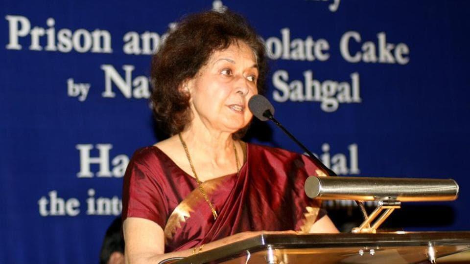 Nayantara Sahgal,Marathi Sahitya Mahamandal,Sripad Bhalchandra Joshi