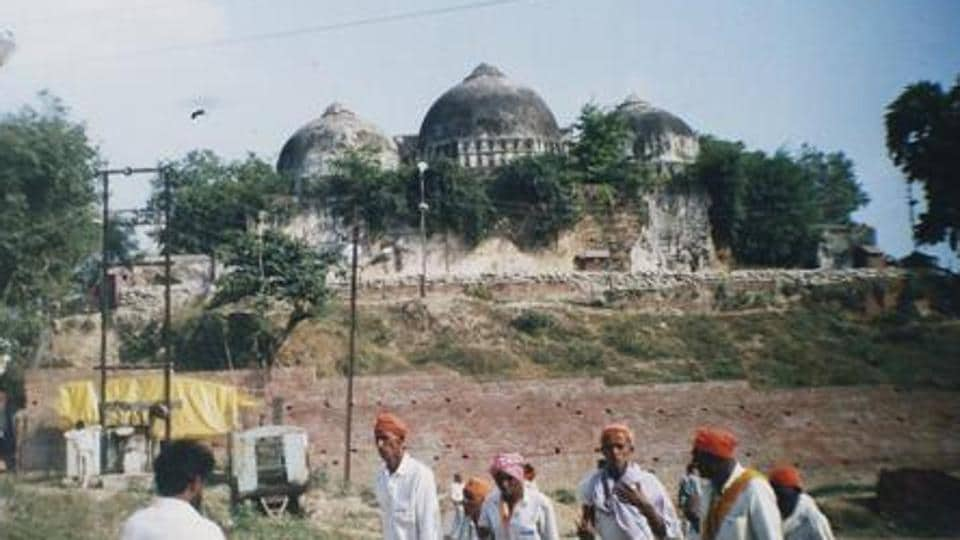 The VHP also said the opposite party's objection to the presence of Justice UU Lalit on the five-judge Constitution bench to hear the Ayodhya case is a delaying tactic.