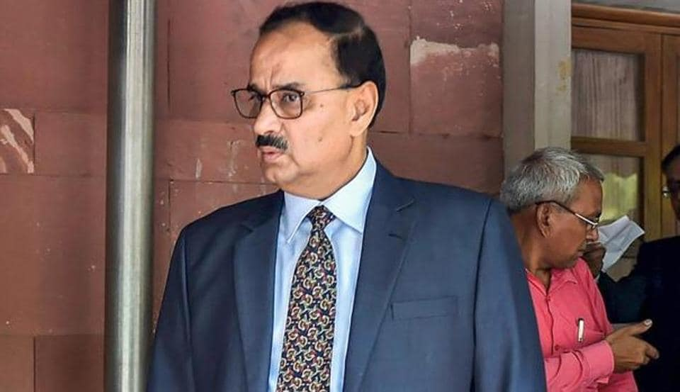Former Central Bureau of Investigation chief Alok Verma on July 30, 2018