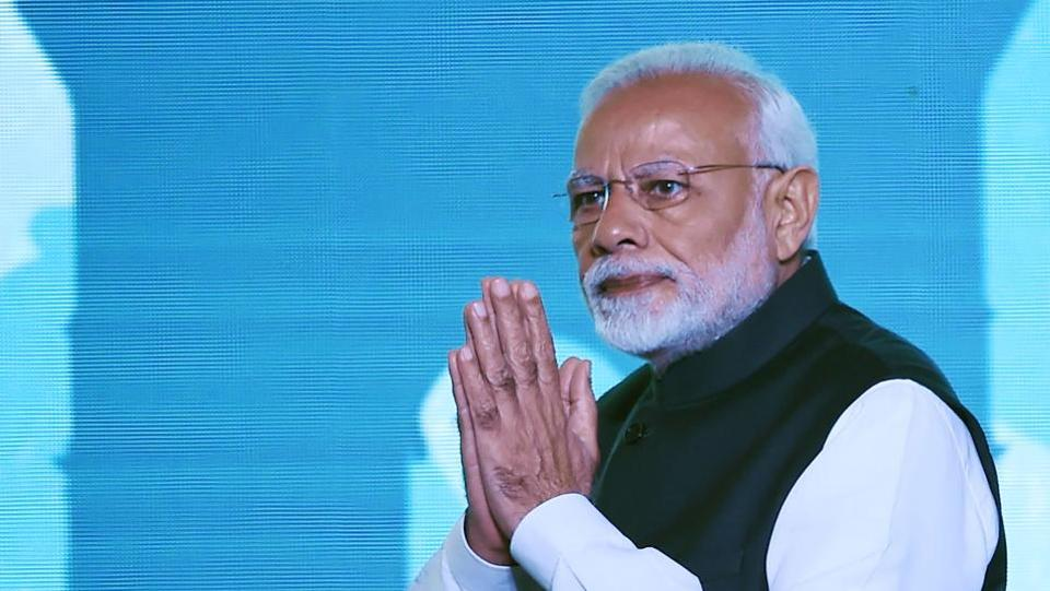 Prime Minister Narendra Modi on Thursday invoked AgustaWestland accused Christian Michel and fired a fresh salvo at the Congress over the UPA regime's defence deals. Referring to Christian Michel, Modi asked interacting with booth workers in Tamil Nadu if they knew who he was close to. (Money Sharma / AFP File)