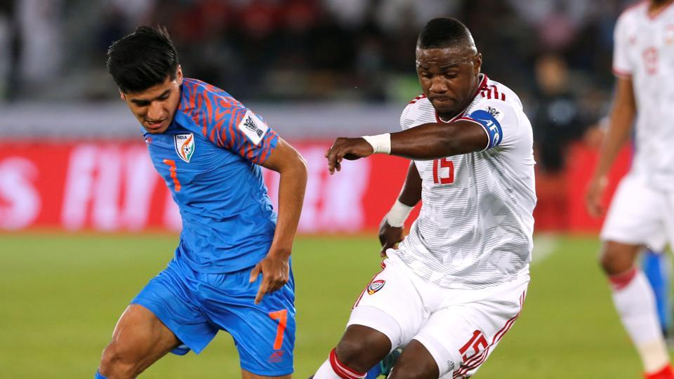 AFC Asian Cup 2019, India vs UAE in Abu Dhabi, Highlights