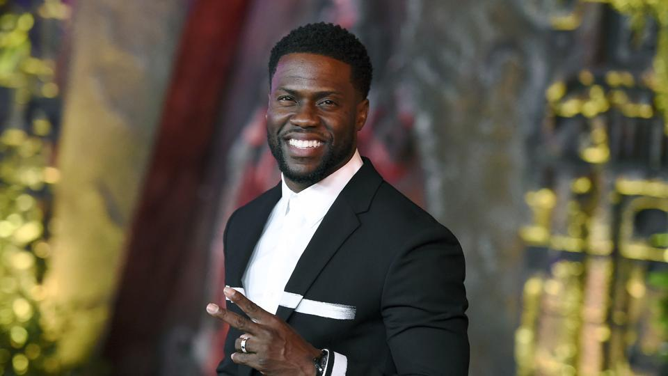 "Kevin Hart says he won't be hosting the Academy Awards. ""No,"" was his response when asked Wednesday."
