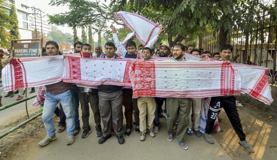 citizenship bill,Manipur,non-Manipuris