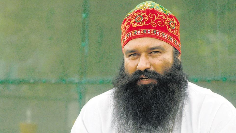 Gurmeet Ram Rahim Singh.