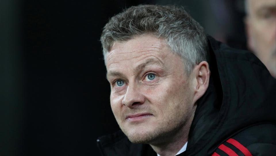 File image of Manchester United interim manager Ole Gunnar Solskjaer.