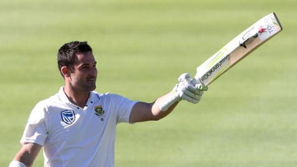 File image of South Africa's stand-in-captain Dean Elgar.