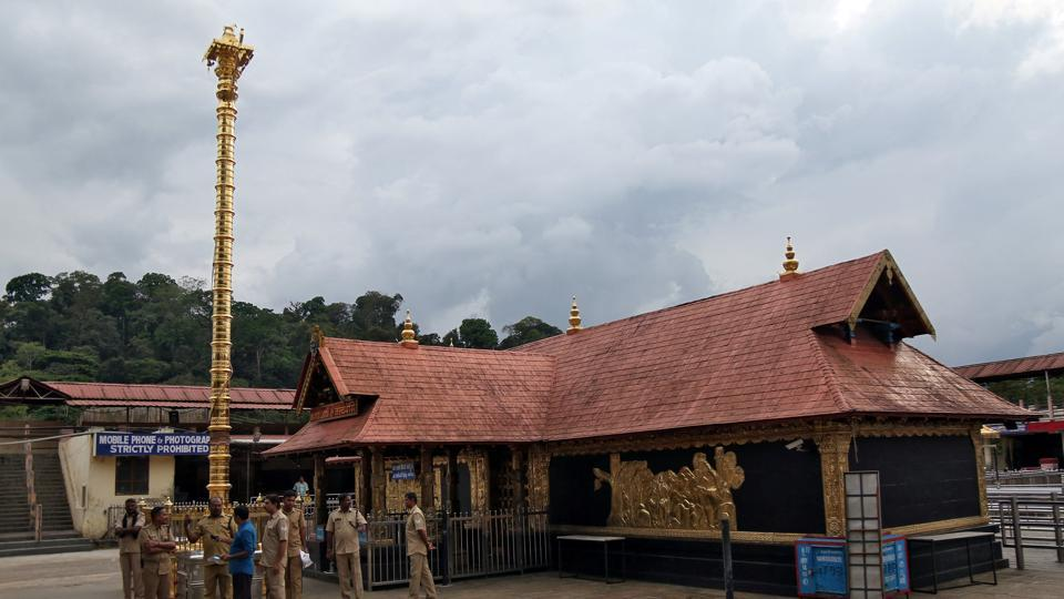 A Dalit woman activist aged 36 claimed to offered prayers at Sabarimala temple by pretending to be an old woman over 50 years of age. Police were yet to confirm her claims (File Photo)