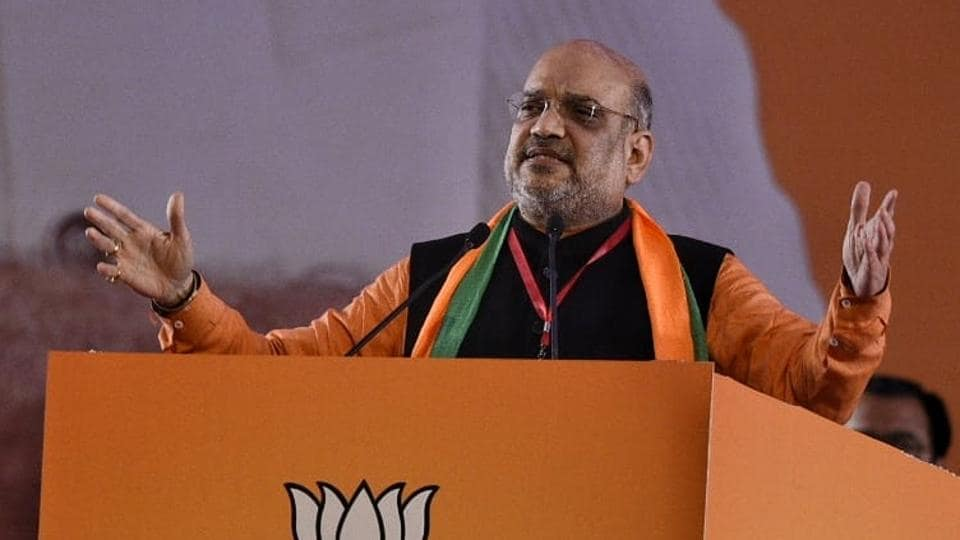 The Lok Sabha elections will be a battle of two ideologies, says Amit Shah