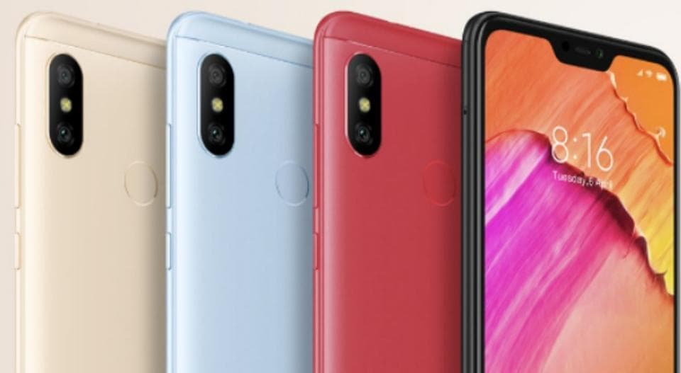 Xiaomi Redmi 6 is available in two storage variants.