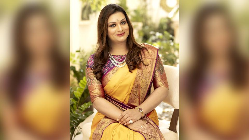 Apsara Reddy  was born into a conservative South Indian family.
