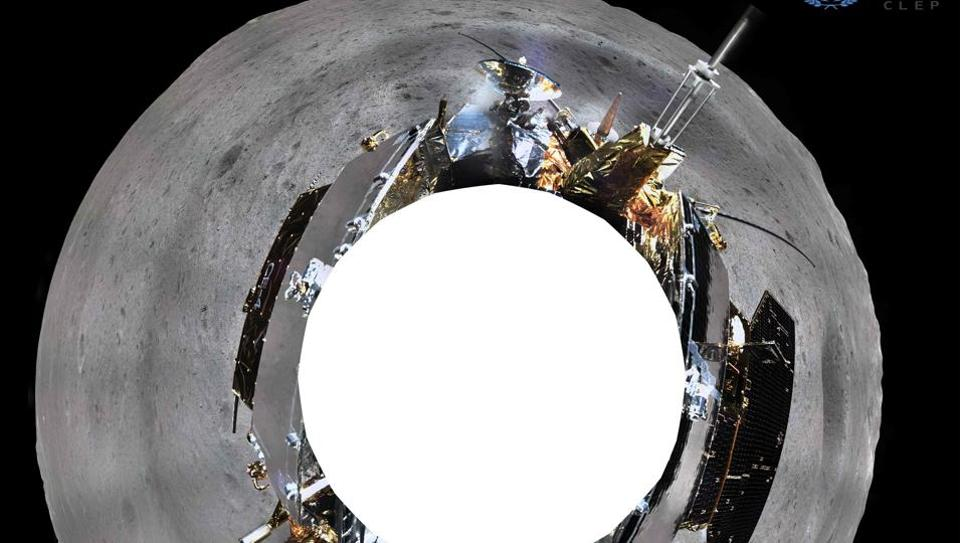 China spacecraft,Moon,Far side of the moon