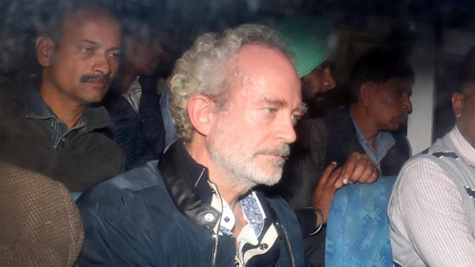 Christian Michel,British high commission,India