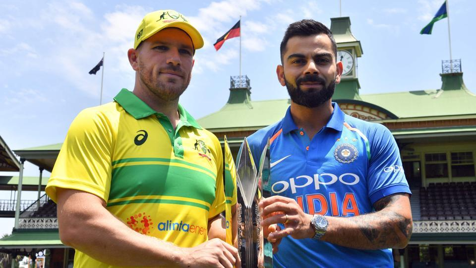 India vs Australia,When and Where to Watch,Live Coverage on TV and Online