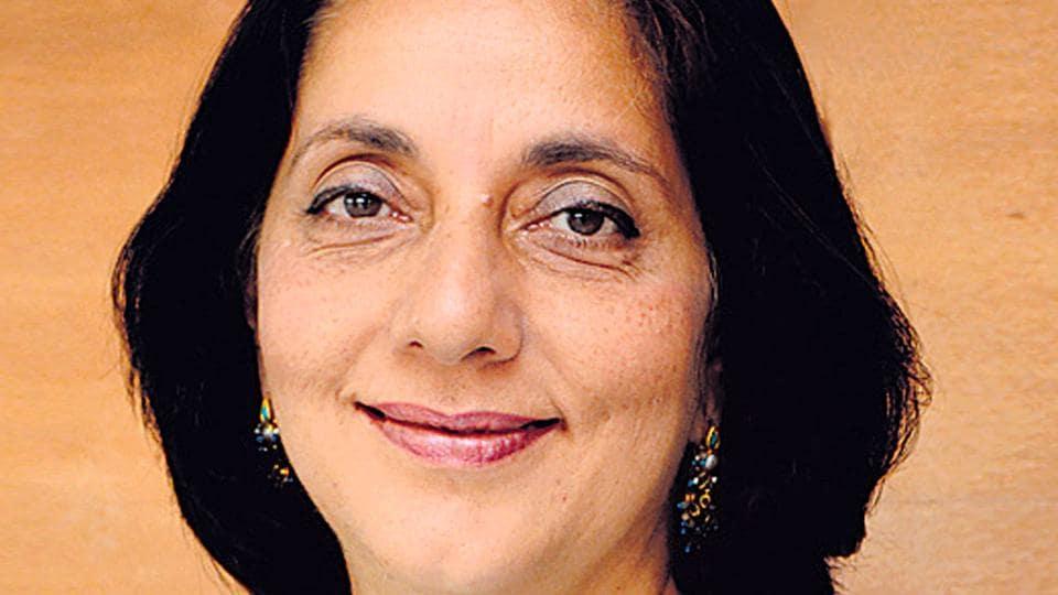 Former banker and AAP leader Meera Sanyal