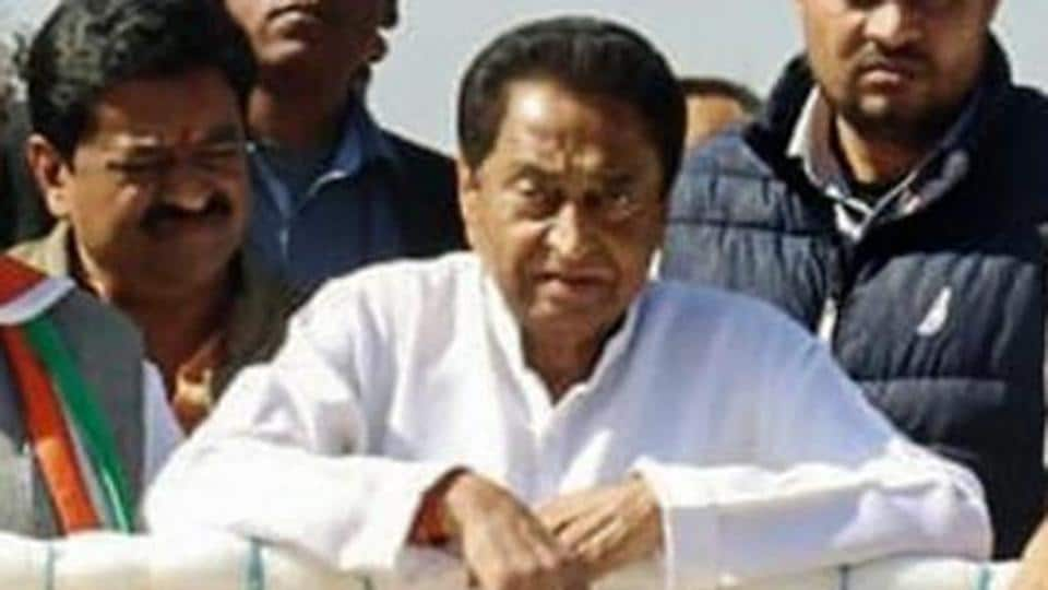Madhya Pradesh Chief Minister Kamal Nath.