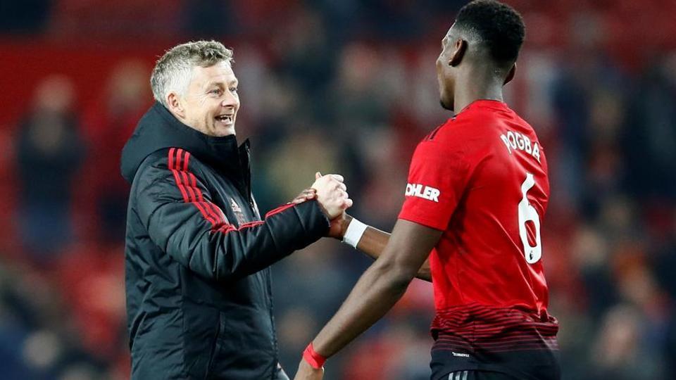 Paul Pogba,Ole Solskjaer,Manchester United