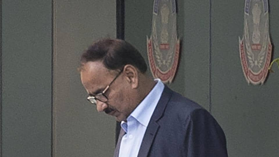 """Alok Verma, the first CBI director to be removed on corruption charges, refused to take up his next assignment and resigned from service on Friday. Verma, who was not allowed to represent before a three-member committee, said """"natural justice was scuttled and the entire process was turned upside down in ensuring that the undersigned is removed from the post of the Director"""". (Manvender Vashist / PTI File)"""
