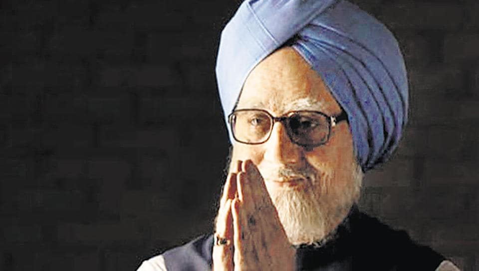 The Accidental Prime Minister Day 2 in overseas