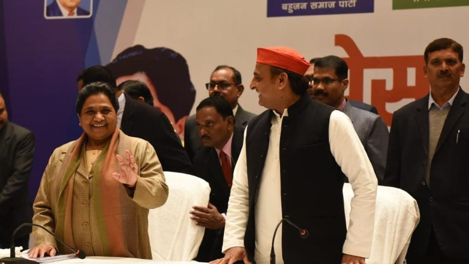 The Samajwadi Party and the Bahujan Samaj Party are all set to reunite after 26 years to take on the Bharatiya Janata Party in the upcoming Lok Sabha elections.