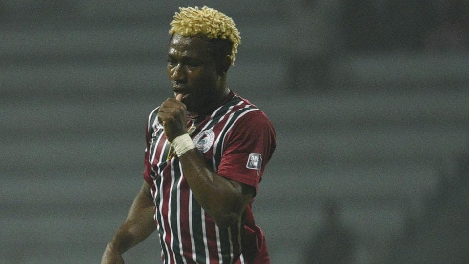 File image of Mohun Bagar player Sony Norde.