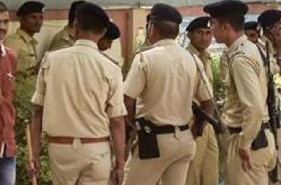 rajsthan case,bharatpur SHO,forced to drink urine