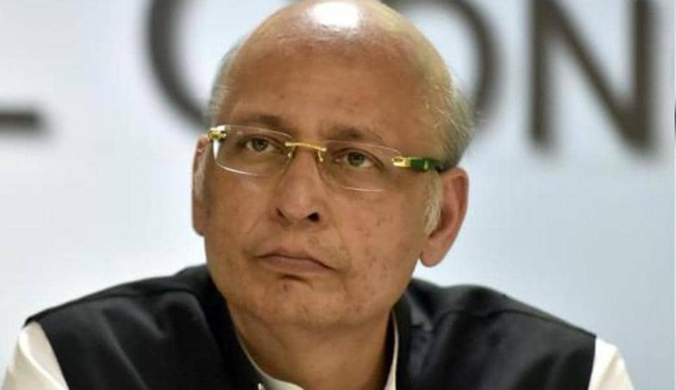 """In Delhi, Congress spokesperson Abhishek Singhvi said the objective of all opposition parties should be to defeat the ruling BJP and eliminate """"autocracy, misgovernance"""" at the Centre."""