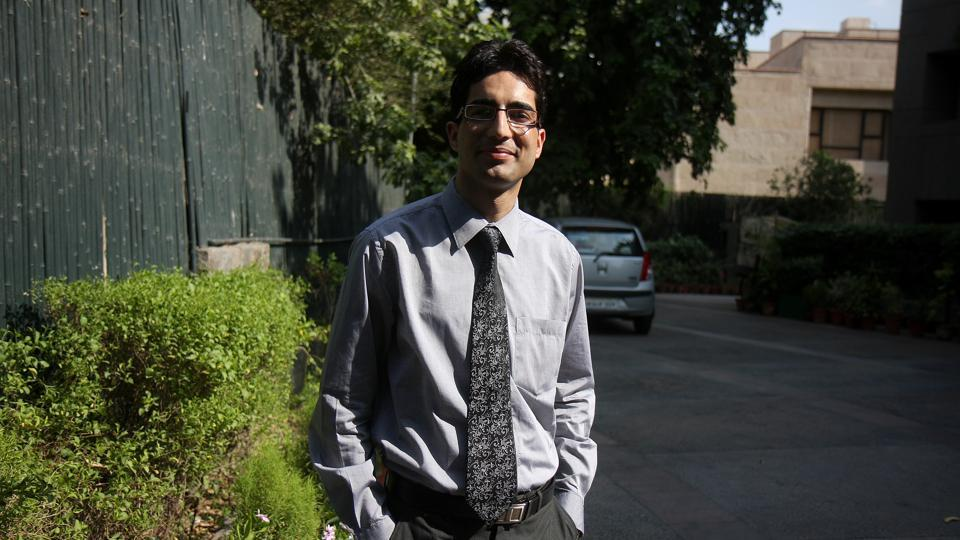 Shah Faesal , who topped the Indian Administrative Services exam in 2010, resigned from the service, and is expected to join a political party and contest the elections.