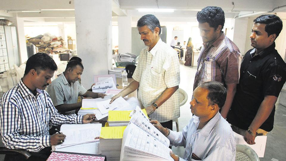 The Andhra Pradesh state electoral office released the final lost of voters for the 2019 Lok Sabha polls with the number of electors at 3.69 crore, just one lakh over the electorate in 2014 (Representative Photo)