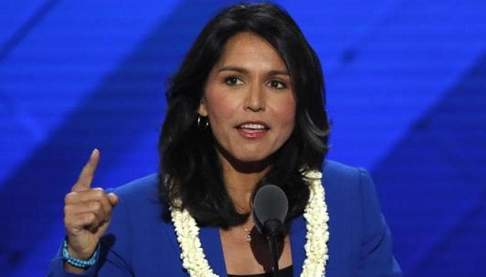 The race for US presidency in next year's election is likely to see a Hindu representative and a senator of part-Indian-American descent vying for the Democratic Party's nomination.