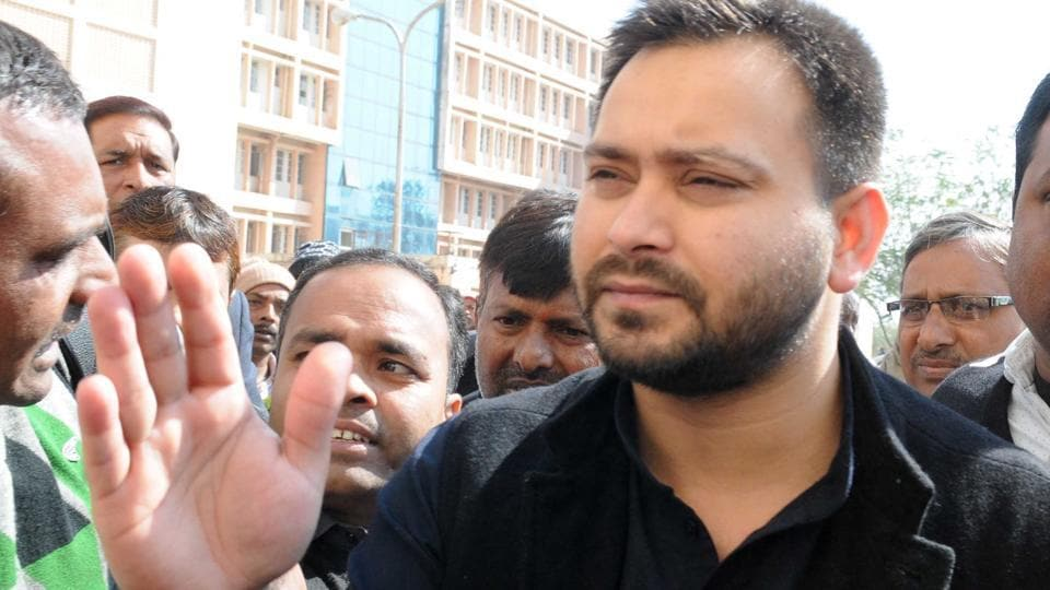 RJD leader and former Bihar deputy chief minister Tejashwi Yadav is leading the efforts to cobble together an alliance of opposition parties in Bihar.