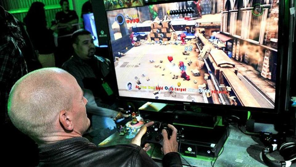 Verizon's cloud gaming service will be compatible with Xbox One.