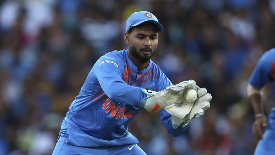 File image of India cricketer Rishabh Pant in action during a match.