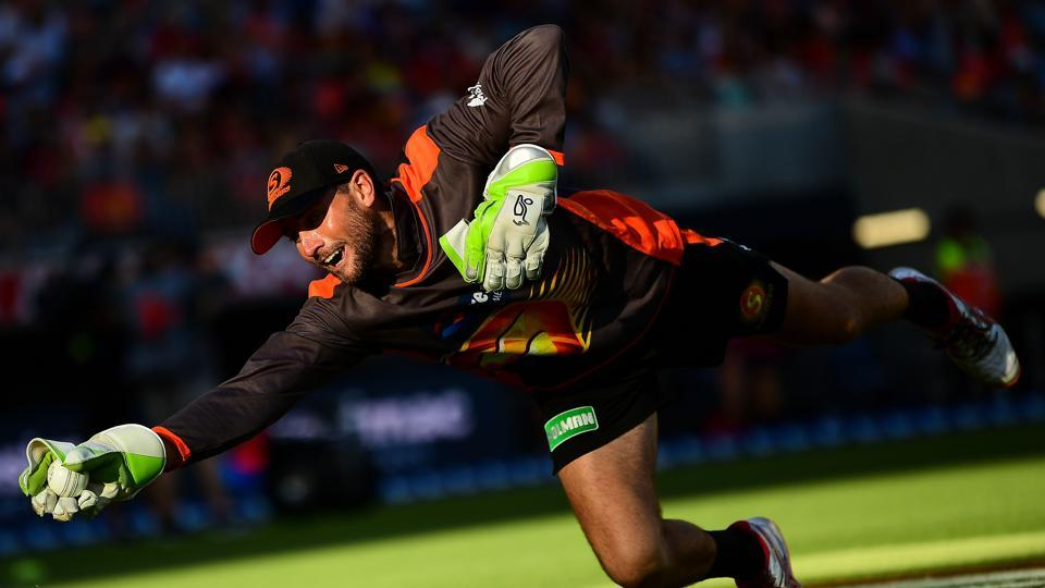 Big Bash League, Perth Scorchers vs Sydney Sixers