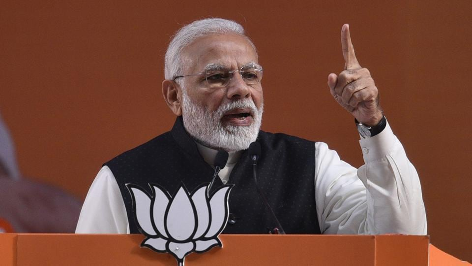 Addressing booth workers in Tamil Nadu via video conferencing, PM Narendra Modi said the BJP's success had angered many people and that is why they are indulging in negative politics and abusing him.