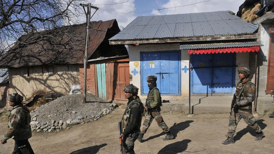 Police of Delhi and Jammu and Kashmir in a joint operation have arrested an alleged Hizbul Mujahideen militant and apprehended a juvenile in Jammu and Kashmir's Shopian district.