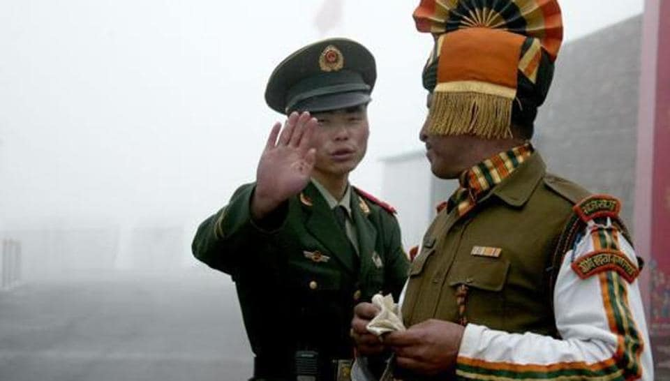 Last year, Indian and Chinese troops engaged in a face-off at the Doklam tri-junction after the neighbouring country begun building a road in the area.
