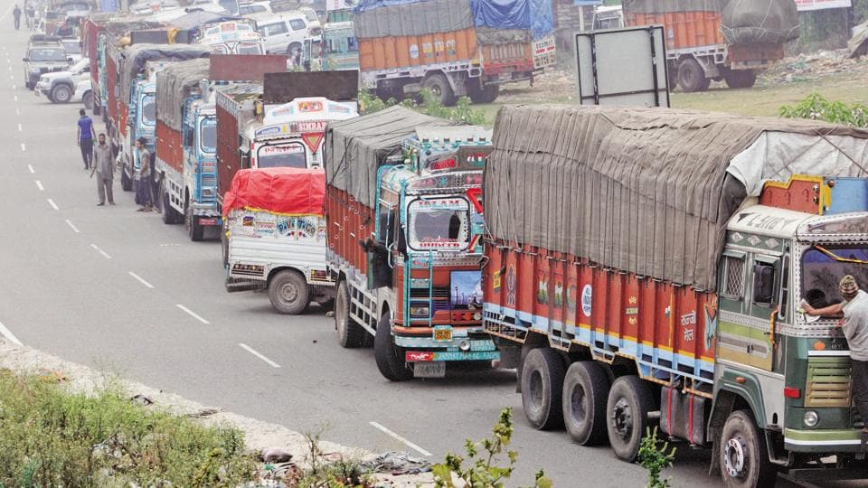 Centre planning a network of 35 multi-modal logistics parks