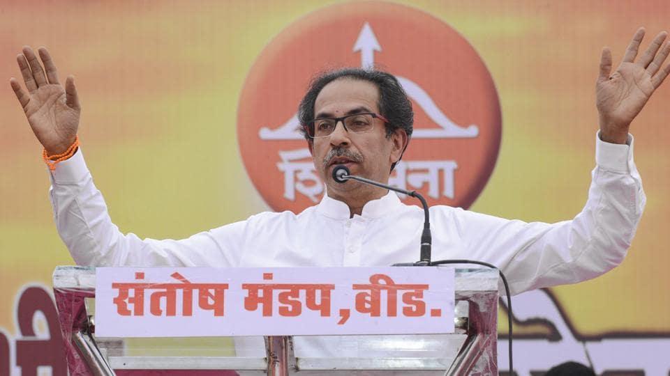 Uddhav Thackeray,Shiv Sena,BJP