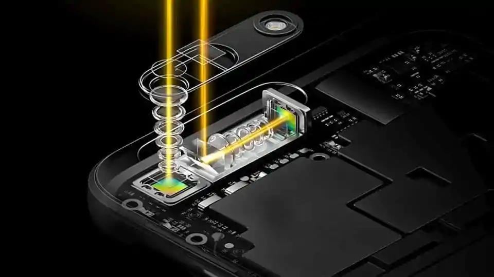 Oppo had launched 5X lossless zoom for phones two years ago.